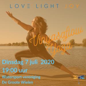 Vinyasaflow yoga