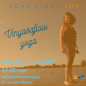 Vinyasaflow yoga  21-07